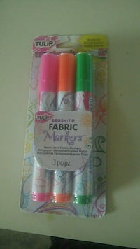 Fabric markers brand new never opened  Gastonia, 28056