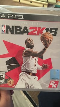 Nba 2k18 ps4 game case Winter Haven, 33881