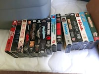 VHS tapes 30 all for $10 Henderson, 89074