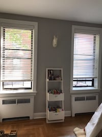 2 inches deluxe wood blinds from blinds.com