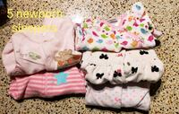 nb & 0-3 month clothing lot Mississauga, L4T 3M9