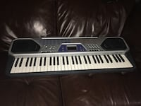 Casio keyboard piano  Toronto, M1V 1A9