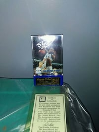 Shaquille O'neal trading card Charleston, 25309