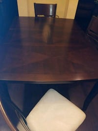 Dining room table with 4 chairs Bowie, 20720
