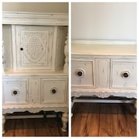 1930s armoire  and cabinet