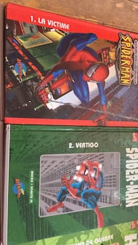 two The Amazing Spider-Man comic books Montreal, H3W 2E7