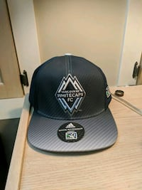 Whitecaps hat never worn 3730 km