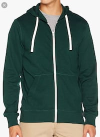 Jack and Jones hoodies mens large green Surrey