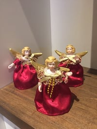 Christmas Angel's decor