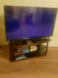 Tv stand 3 glass pieces 3151 km