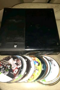 120GB xBox 360 - Console Only, plus games