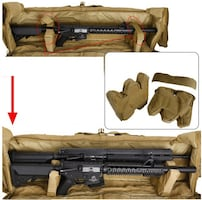 Tactical Double Rifle Cases