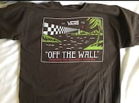 medium vans t-shirt Union City, 94587
