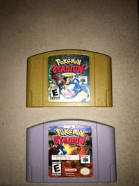 Pokemon Stadium 1 & 2 Tampa, 33647