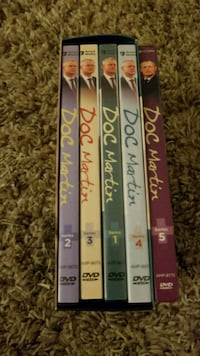 four assorted DVD movie cases Dollard-des-Ormeaux, H9B 1S9