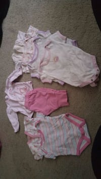 baby's assorted clothes Winnipeg, R2K 4A1