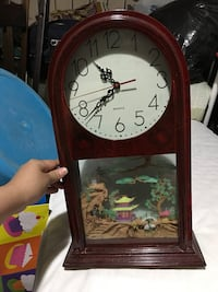 Antique clock Brampton