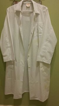 New Lab Coat Size L Springbrook, T0M