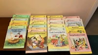 Mickey Mouse Hardcover Books Barrie, L4N 7Y1