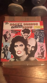 Rocky Horror Picture Show Vinyl Soundtrack Barrie, L4N 8R3
