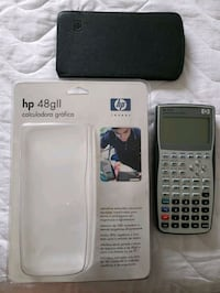 Hewlett Packard HP 48GII Graphing Calculator With Cover