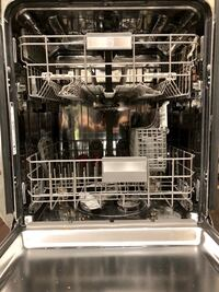 Kenmore White and stainless dishwasher Humble, 77338