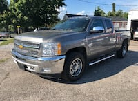 2012 Chevrolet Silverado 1500 LT/4x4/Needs Engine/Selling AS IS Scarborough, ON M1J 3H5, Canada