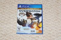 Overwatch Game of the Year Edition PS4 Brand New Sealed Burnaby