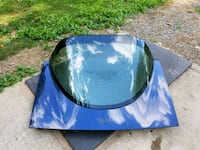 C5 corvette trunk lid (blue) Lovettsville, 20180