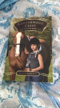 Canterwood Crest Take The Reins book East Amherst, 14051