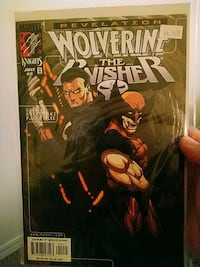 Wolverine and punisher  Mississauga, L5H 3W6