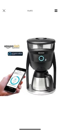 Coffee Maker That Works With Your Smart Phone Bakersfield, 93301