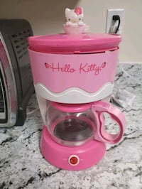 Used Hello Kitty Coffee Maker *Open to Offers*