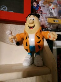 1991 Fred Flintstone Toy Collectible