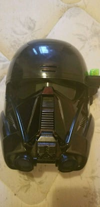 Imperial death trooper mask and voice changer