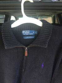 Polo Pull over jacket
