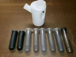 Paintball pods with loader