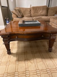 Antique Coffee Table Vaughan, L4L