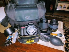 Professional Camera package