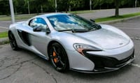 MCLAREN 650S SPIDER LEASING AVAILABLE  Laval