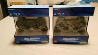 PS3 controllers BNew Frederick