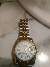 Authentic Rolex Gold & Silver Watch Peoria, 85345