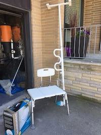 Medical safety equipment - rarely used   Toronto, M3H 3Y8