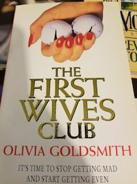 The First Wives Club by Olivia Goldsmith book