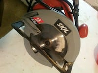 black and red Skilsaw circular saw Frederick, 21701