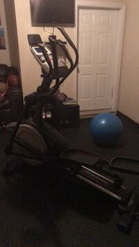 Pro-Form Black and gray elliptical trainer Washington, 20032