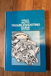 Chilton's Auto Troubleshooting Guide second edition
