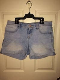 Old navy women's size 6 denim shorts Edmonton, T5E 0Z1