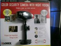 Security Camera Color With Night Vision .New !     Vaughan, L4L 2C5