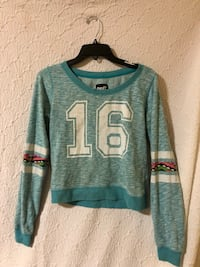 Light blue sweater Lacey, 98503